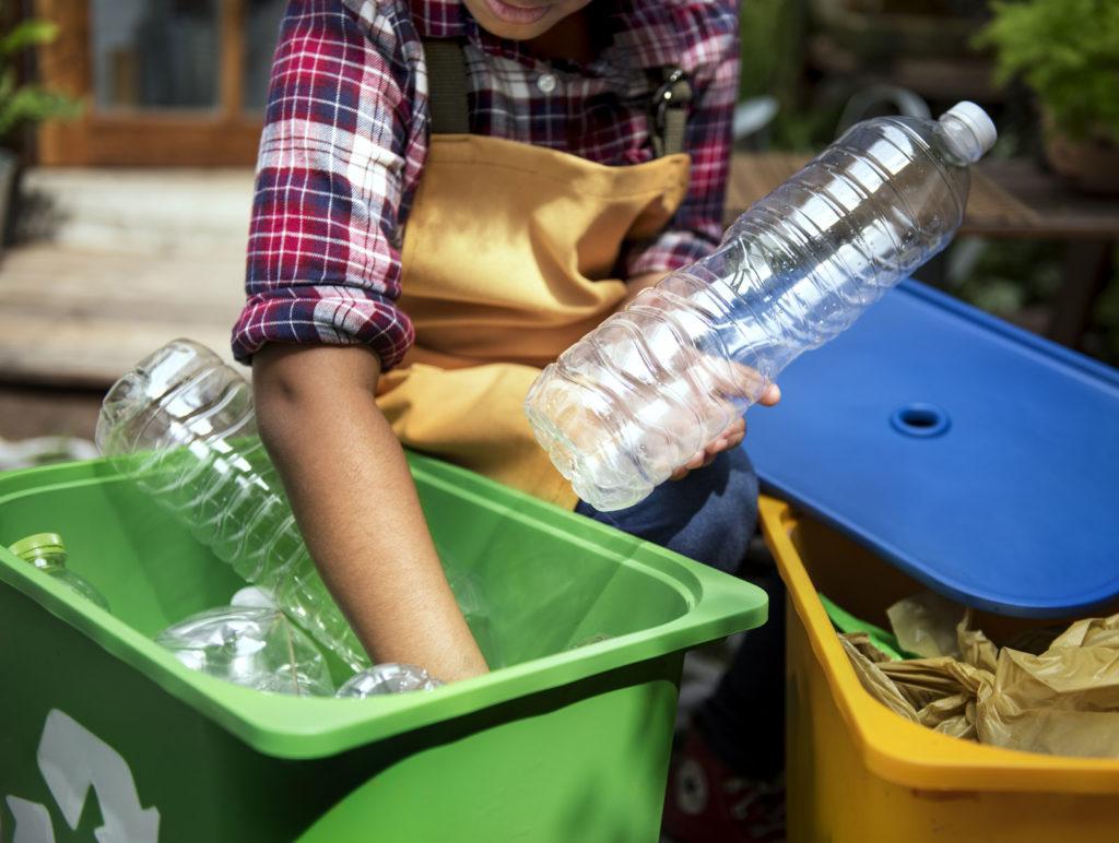Economia circular de plásticos